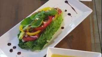 Authentic Lentil Soup and Vegetable Sandwich course image