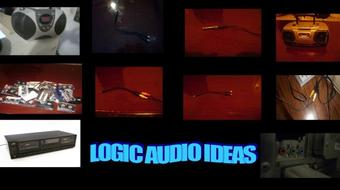 LOGIC AUDIO IDEAS course image