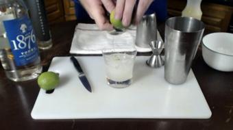 "Crafted Cocktails at Home: Vodka Cocktails aka ""I don't want to taste the alcohol!"" course image"