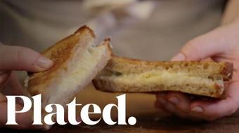 The Perfect Grilled Cheese: A Mini Class to Master the Sandwich course image