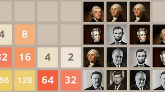 Make Your Own 2048 course image