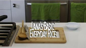 White Rice 2 Ways: Simple White Rice and Party Rice course image