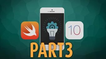 The Complete iOS 10 And Swift 3 Developer Course Part 3 course image