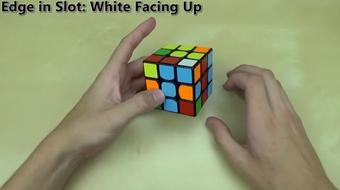 Advanced F2L Rubik's Cube Lesson course image