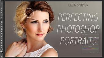 Perfecting Photoshop Portraits course image