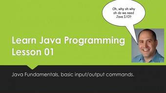 Learn Programming In Java course image