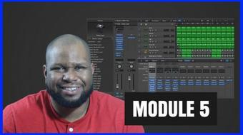 Music Production Bootcamp For Beginners - Module 5: Mixing The Beat course image