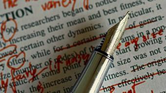 Writing in the Sciences course image