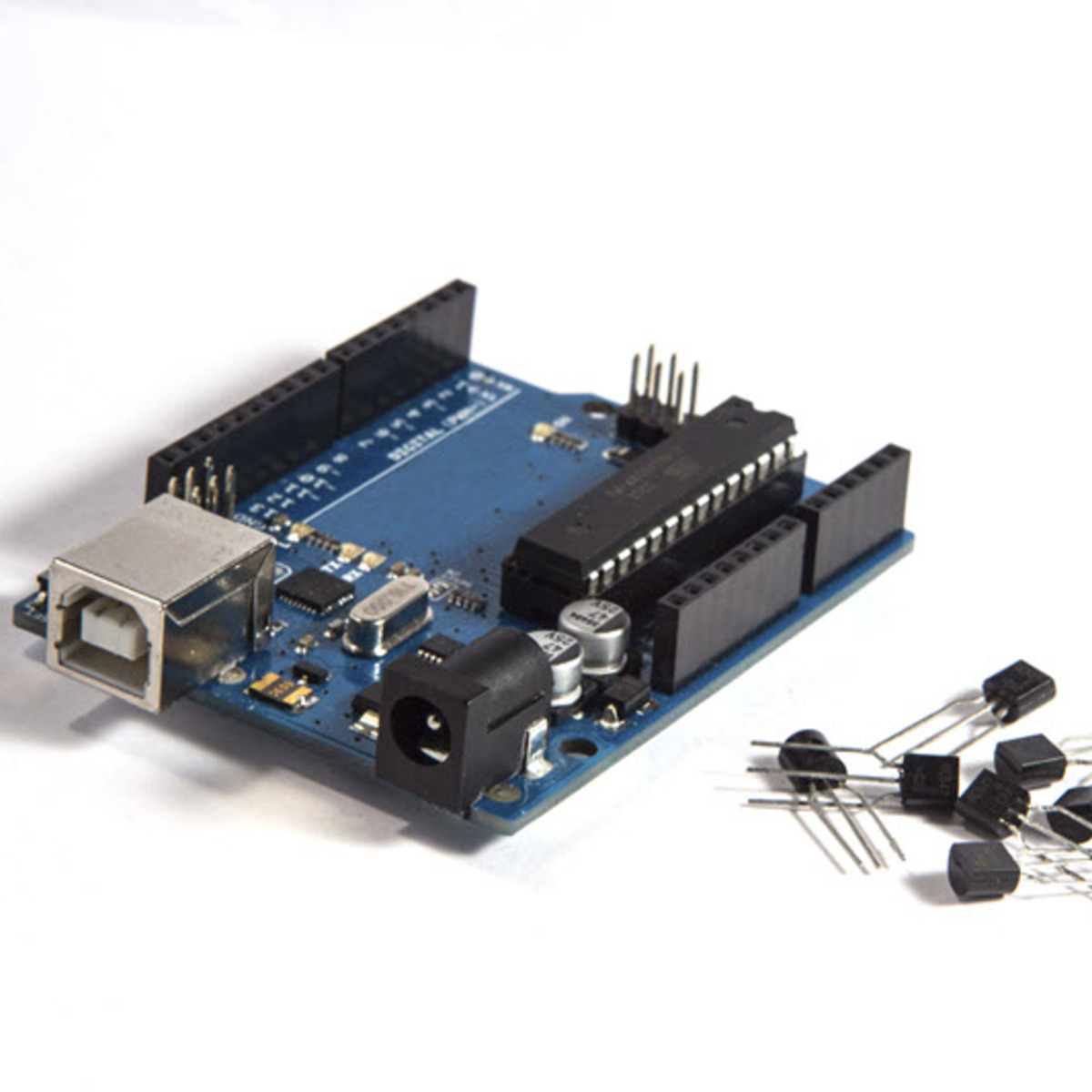 Interfacing with the Arduino course image