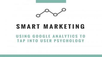 Smart Marketing: Using Google Analytics to Tap Into User Psychology course image
