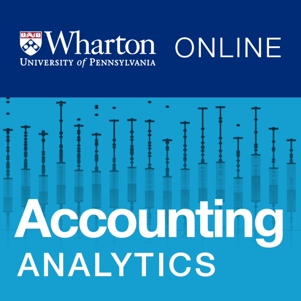Accounting Analytics course image