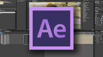 Adobe After Effects CC: Motion Tracking & Compositing Basics course image