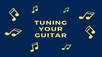 Tuning Your Guitar course image