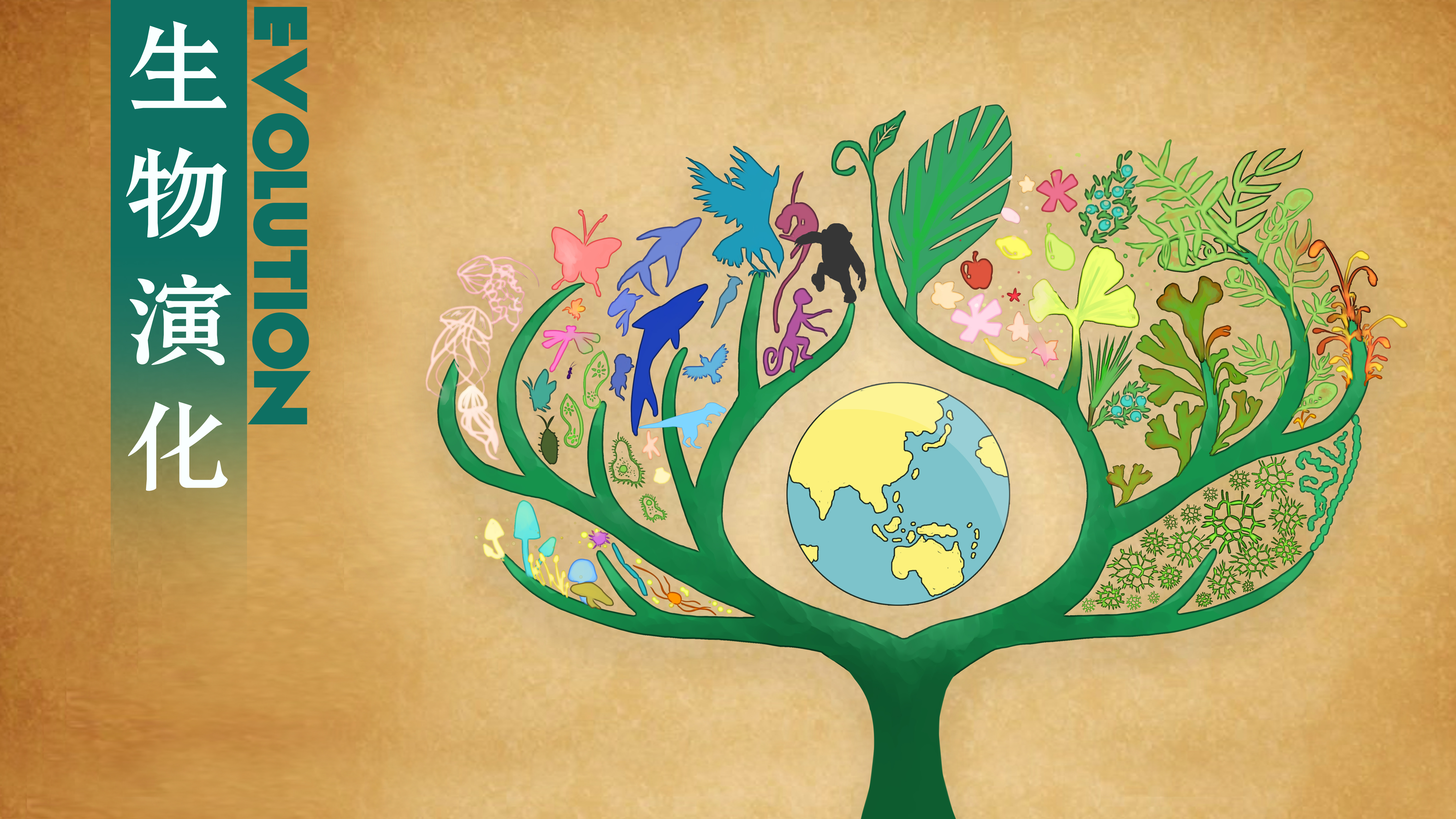 生物演化 course image