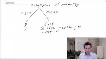 Statistics Lesson - SPSS - Normality Tests course image