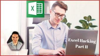 Excel Hacking II - Formula Blueprint (Beginner & Advanced) course image