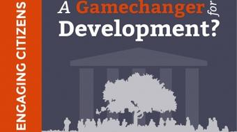 Citizen Engagement: A Game Changer for Development course image