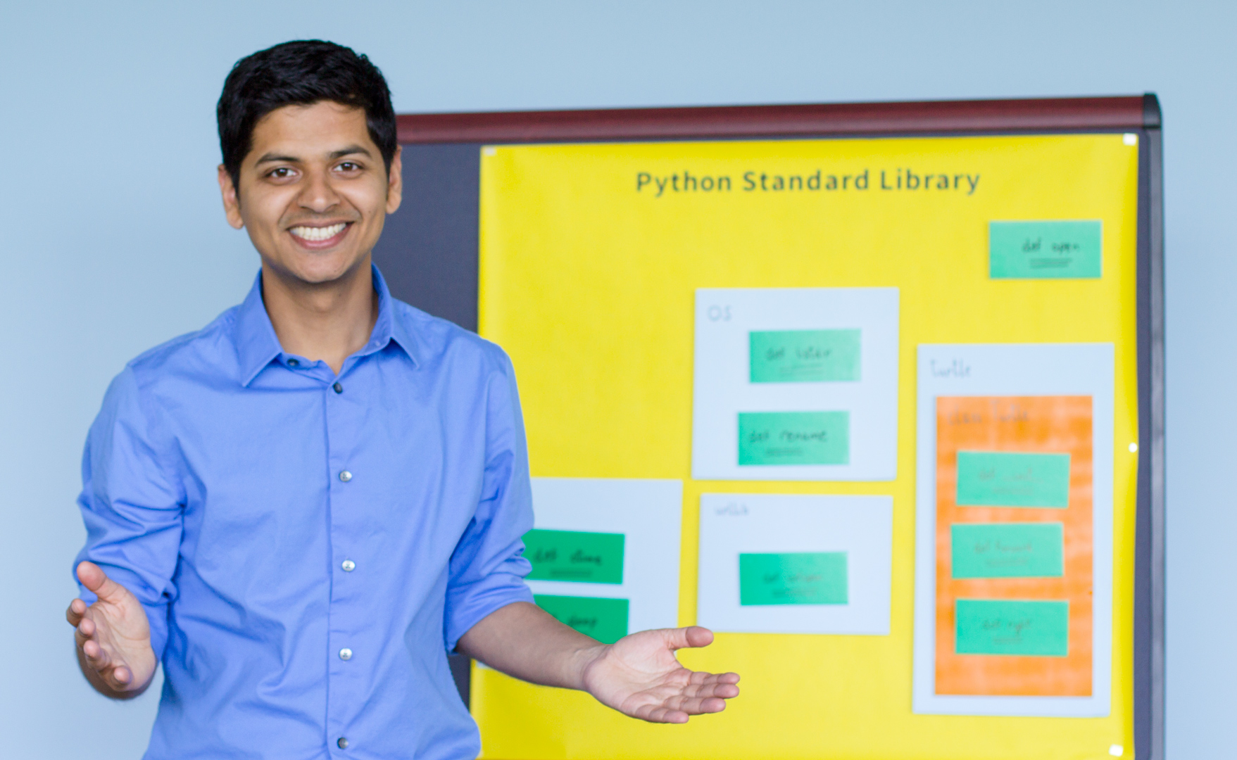 Udacity - Programming Foundations with Python - student reviews