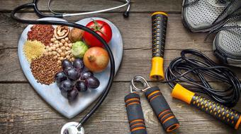 Food as Medicine: Food, Exercise and the Gut course image