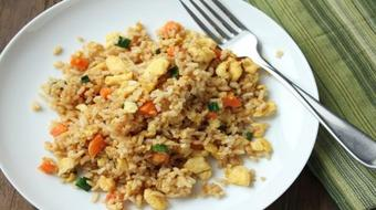 Perfectly Healthy Golden Fried Rice course image