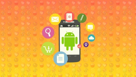 The Complete Android Nougat and Lollipop App Tutorials course image