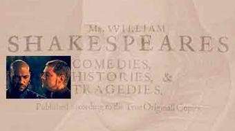 Shakespeare: On the Page and in Performance course image