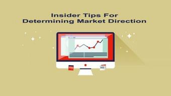 Stock Trading: Insider Tips For Determining Market Direction course image