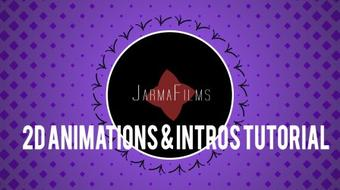 2D Intros & Animations in After Effects (Project File Included) | Basics of 2D Intros & Animations course image