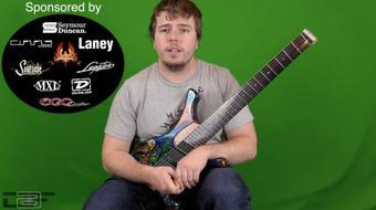 Guitar Gods: Minor Scale, Arpeggio, Chord + Sweep Lesson DIY - Intermediate / Advanced course image