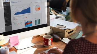 Creating Dashboards and Storytelling with Tableau course image