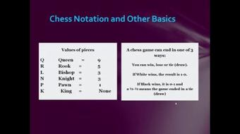 Chess: From Beginner to Advanced at Warp Speed course image