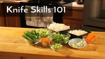 Knife Skills 101 course image
