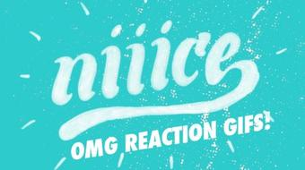 OMG! Reaction GIFs: Illustrate Your Own and Share with Friends! course image
