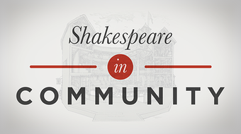 Shakespeare in Community course image