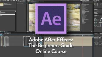 Adobe After Effects CC For Beginners: Learn After Effects CC course image