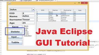 Get started with making GUIs in Android using Eclipse course image