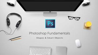 Photoshop CC 2015 Fundamentals: Class #3 Shapes & Smart Objects course image