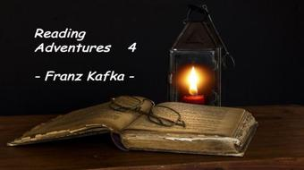 Reading Adventures 4: Franz Kafka course image