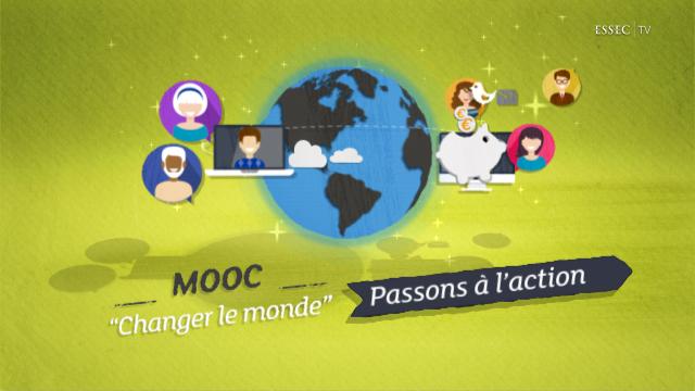 Changer le monde : passons a l'action (creer son entreprise sociale) course image