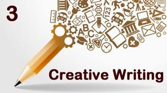 Creative Writing - CH 3 - The Secret Writer Mantra course image