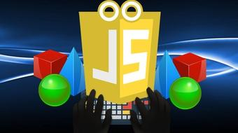JavaScript Introduction to Object Oriented JavaScript course image