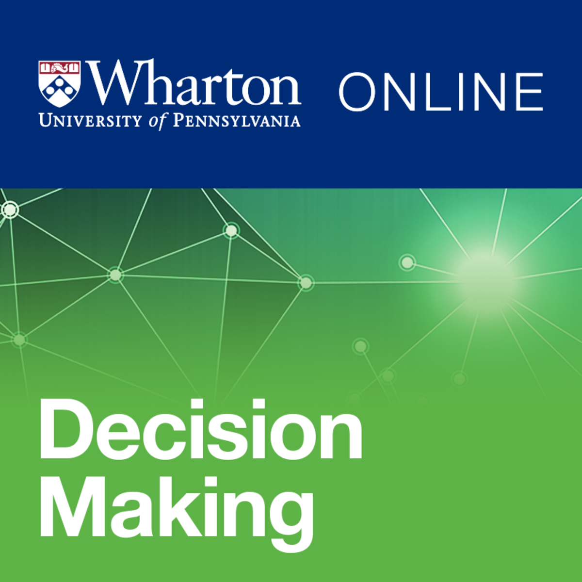 Decision-Making and Scenarios course image