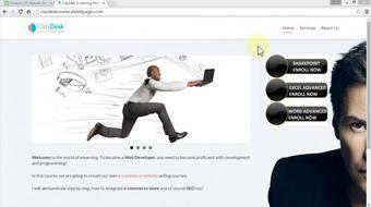 Practical CSS Website Development: Crash Course course image