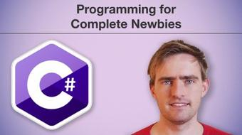 C# Basics - For Complete Newbies  course image