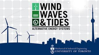 Wind, Waves and Tides: Alternative Energy Systems course image