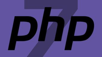 What's New in PHP 7 and 7.1? course image