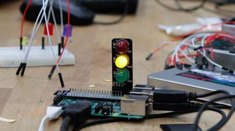Teaching Physical Computing with Raspberry Pi and Python course image