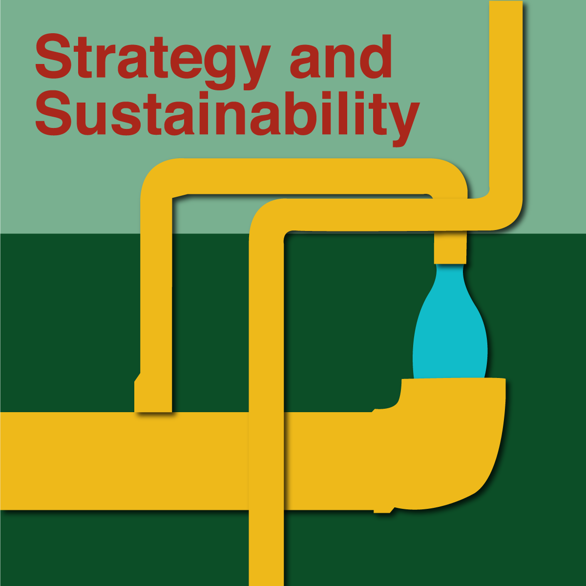 Strategy and Sustainability course image