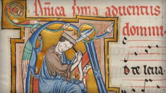 The Book: Making and Meaning in the Medieval Manuscript course image
