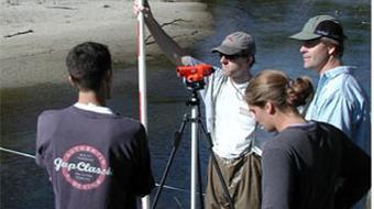 Surface Processes and Landscape Evolution course image